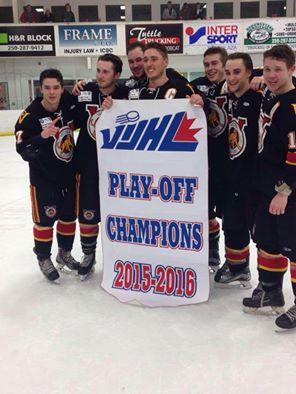 2015-16 VIJHL Season