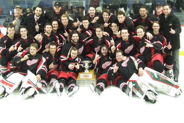 2017-18 IJHL Season
