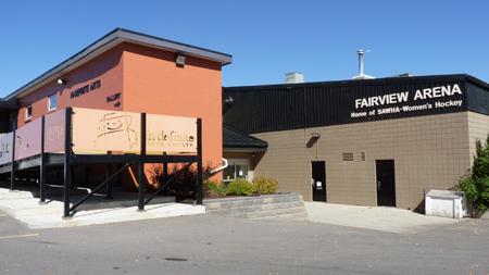 Fairview Community Arena