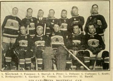 1914–15 Montreal Canadiens season