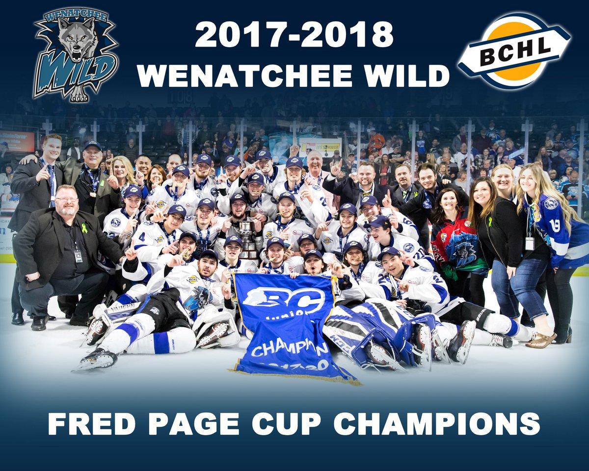 2017-18 BCHL Season