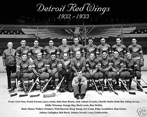 1932–33 Detroit Red Wings season