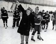 1954 Prison game trophy