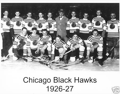 1926–27 Chicago Black Hawks season