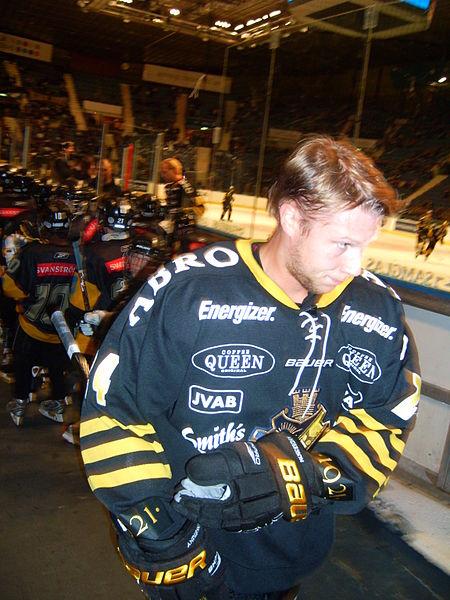 Johan P. Andersson