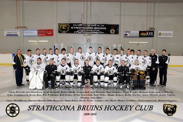 2009-10 CapJHL Season