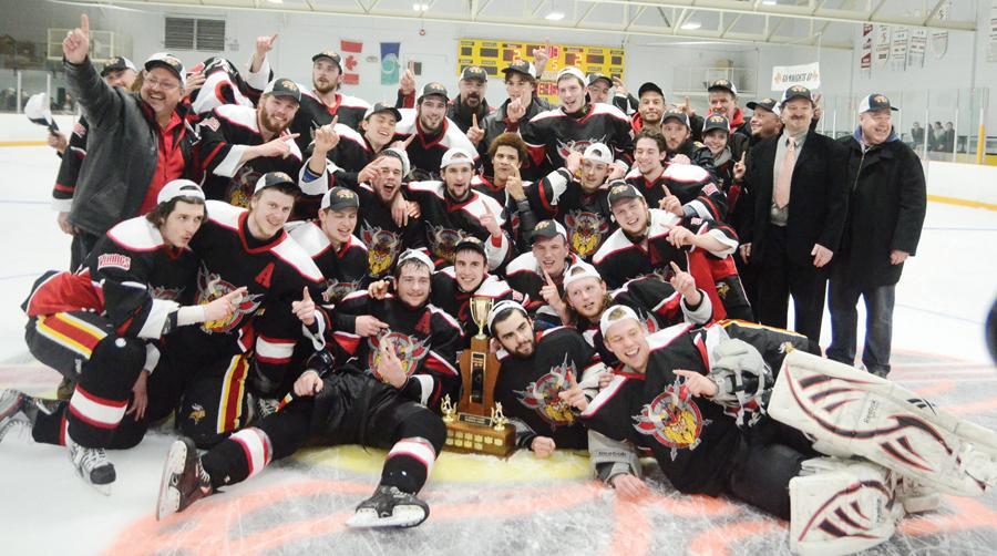 2013-14 EOJHL Season