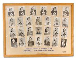 1954-55 Marlboros