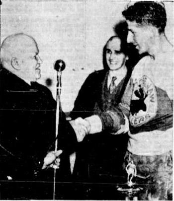 1939-40 Saskatchewan Senior Playoffs