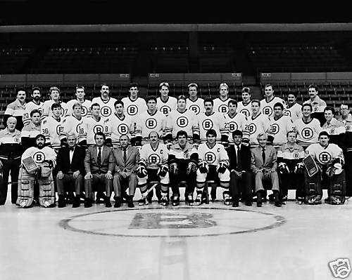 1986–87 Boston Bruins season