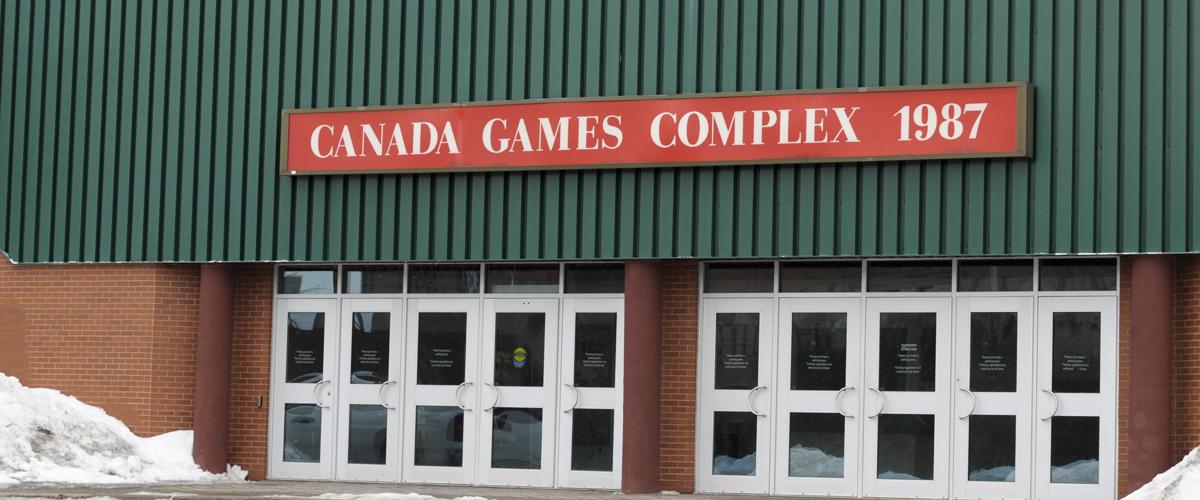 Canada Games Complex