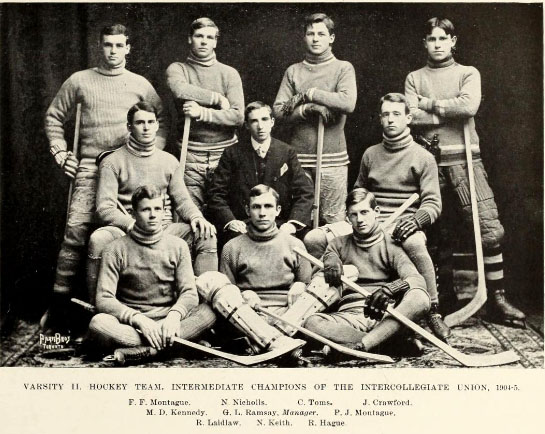 1904-05 Intermediate Intercollegiate