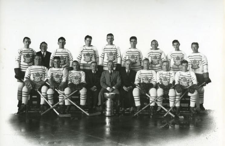 1931–32 Toronto Maple Leafs season