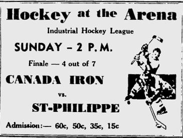 1944-45 TRIHL season