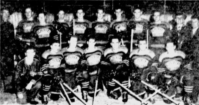 1945-46 Ottawa IS Season