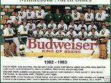 1982–83 Minnesota North Stars season