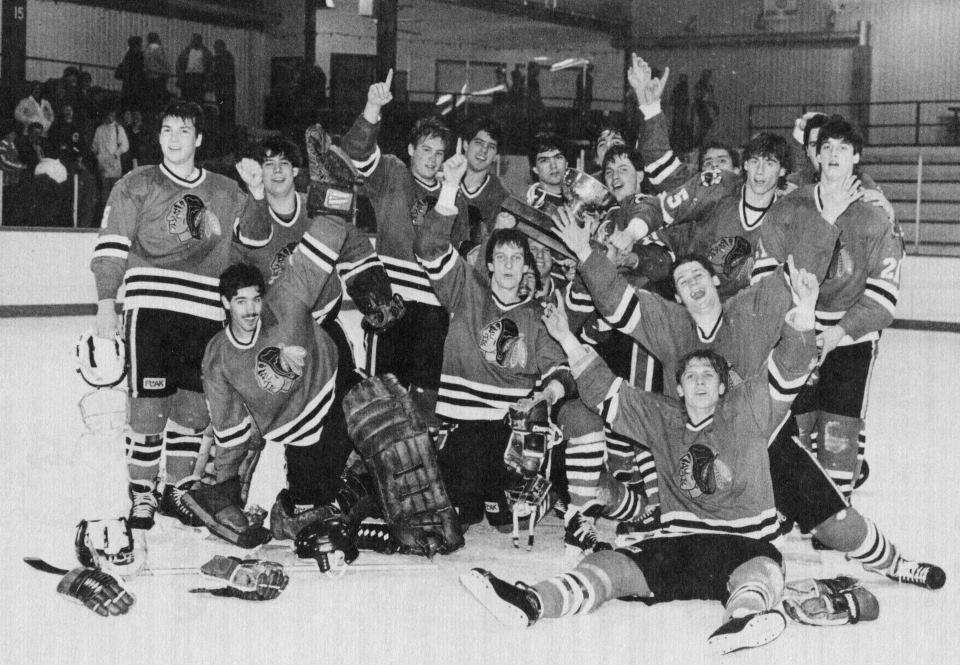 1985-86 CJHL Season
