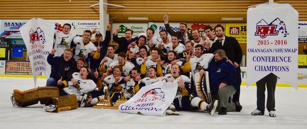 2015-16 KIJHL Season