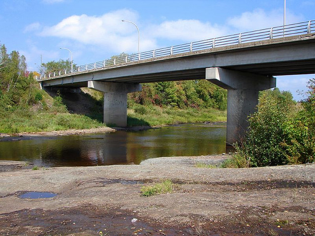 Fredericton Junction, New Brunswick