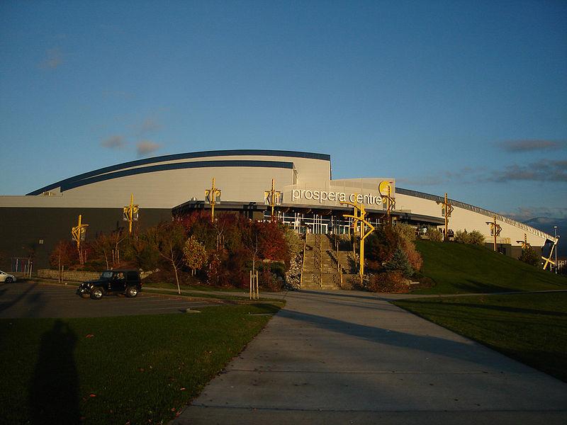 Chilliwack Coliseum