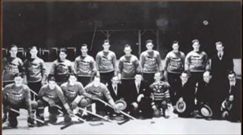 1932-33 Toronto National Sea Fleas