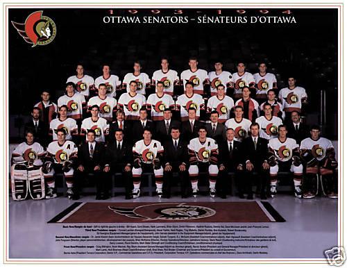 1993–94 Ottawa Senators season