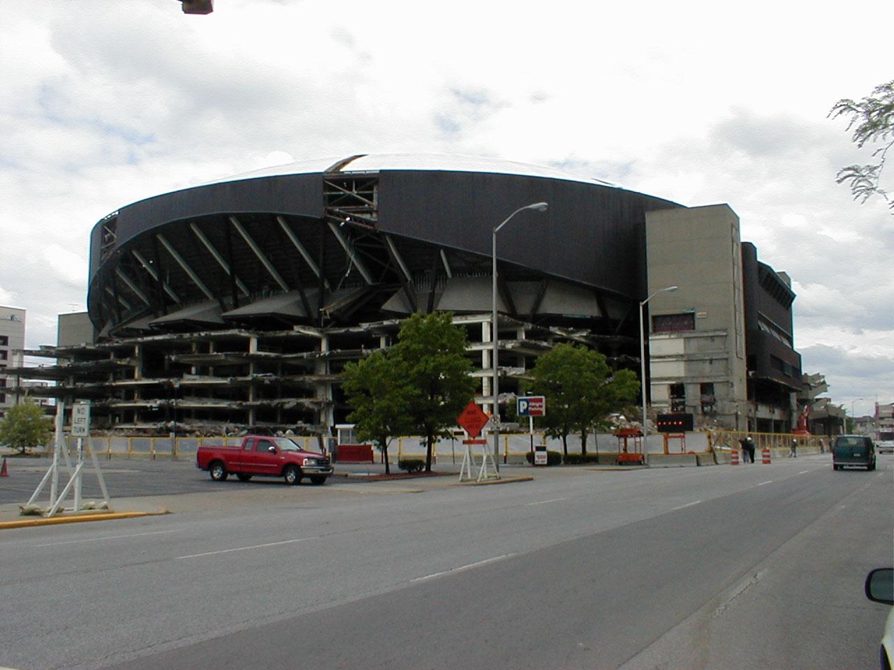Market Square Arena