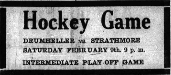 1934-35 Alberta Intermediate Playoffs