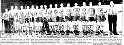 1941-42 Alberta Senior Playoffs