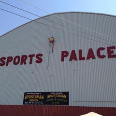 High Prairie Sports Palace