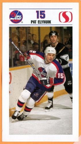Pat Elynuik | Ice Hockey Wiki | Fandom