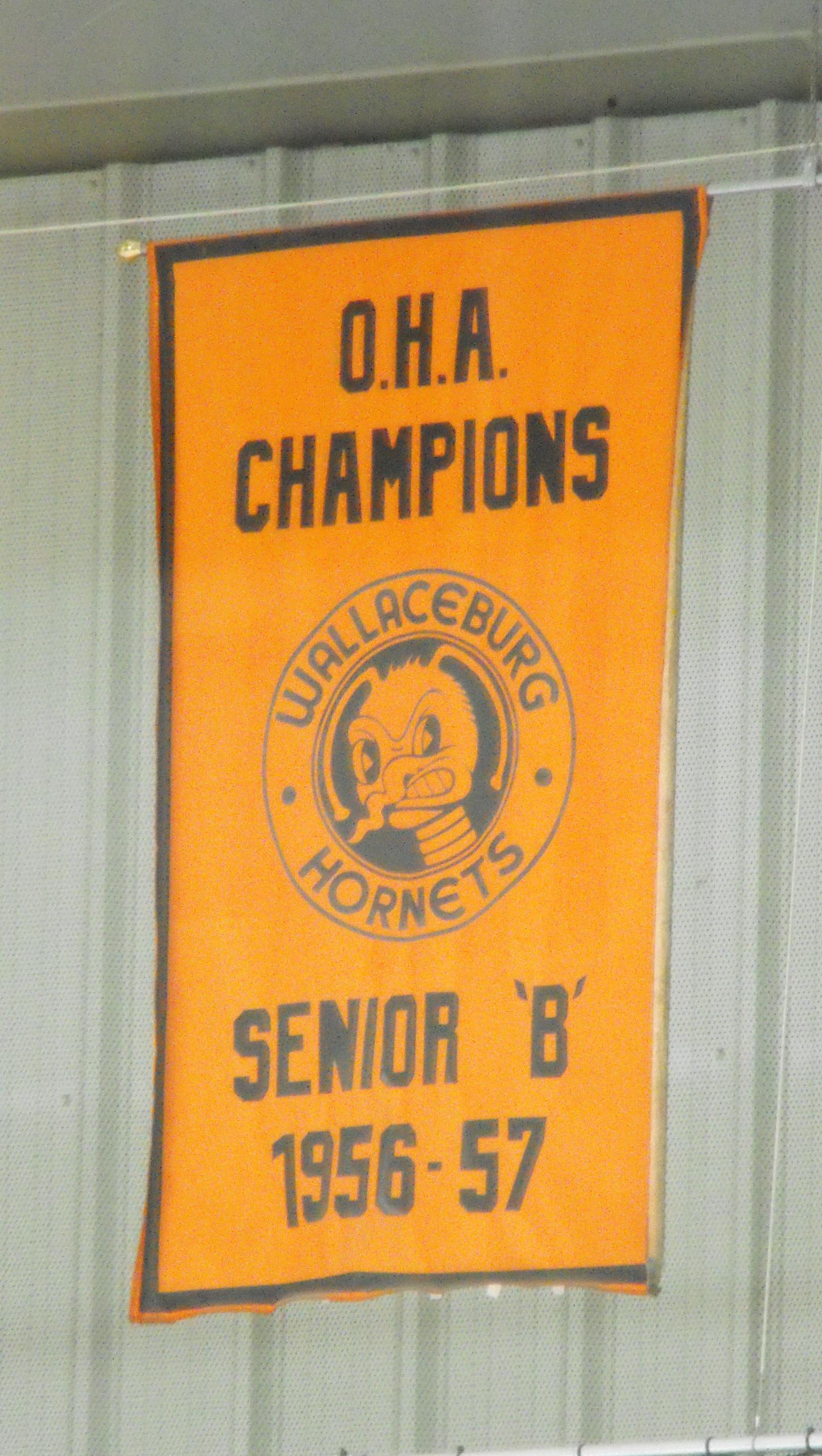 1956-57 OHA Senior B Playoffs