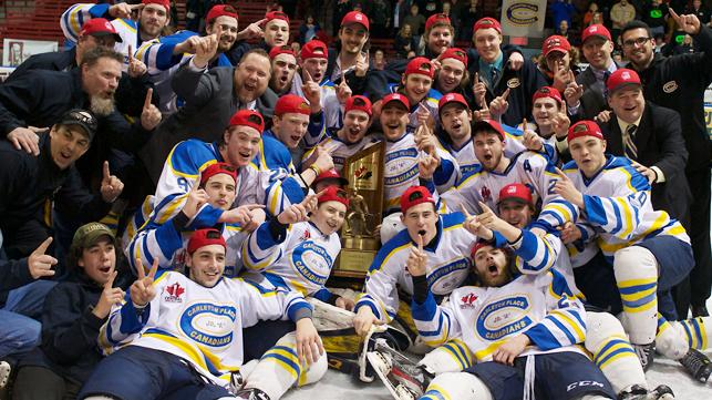 2013-14 CCHL Season