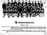1967–68 Minnesota North Stars season