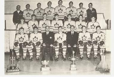 MetJHL Standings 1968-69