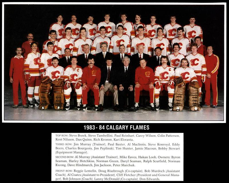 1983–84 Calgary Flames season