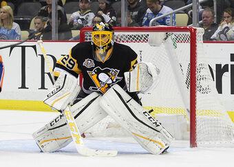 Marc Andre Fleury Ice Hockey Wiki Fandom