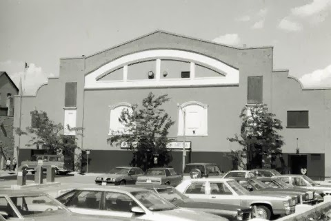 Perry Street Arena