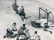 30Mar1949-Brimsek save 10 Flaman 16 Harrison
