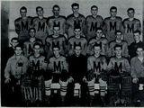 MetJHL Standings 1952-53