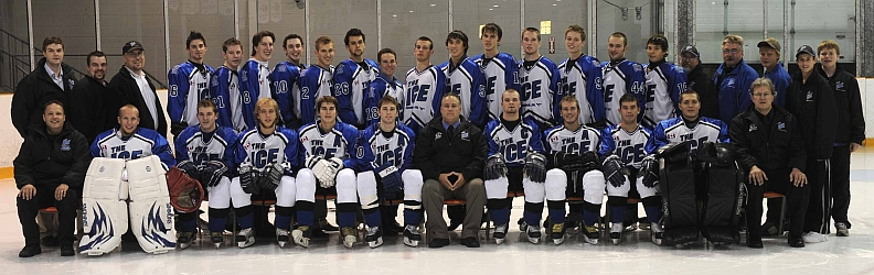 2008-09 COJCHL Season