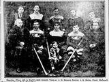 1910-11 Saskatchewan Senior Playoffs