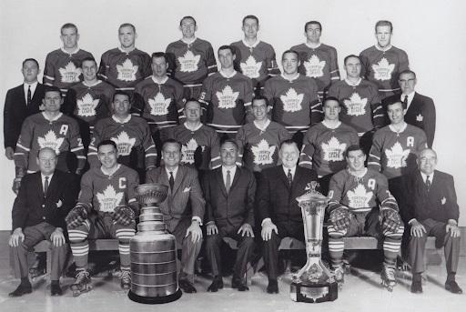 1962–63 Toronto Maple Leafs season