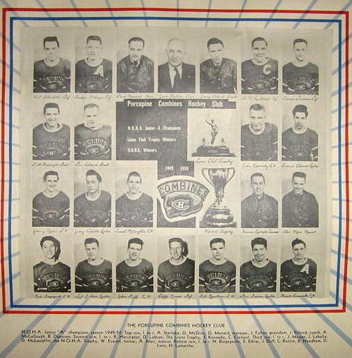 1949-50 Northern Ontario Junior Playoffs