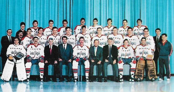 1988–89 Washington Capitals season
