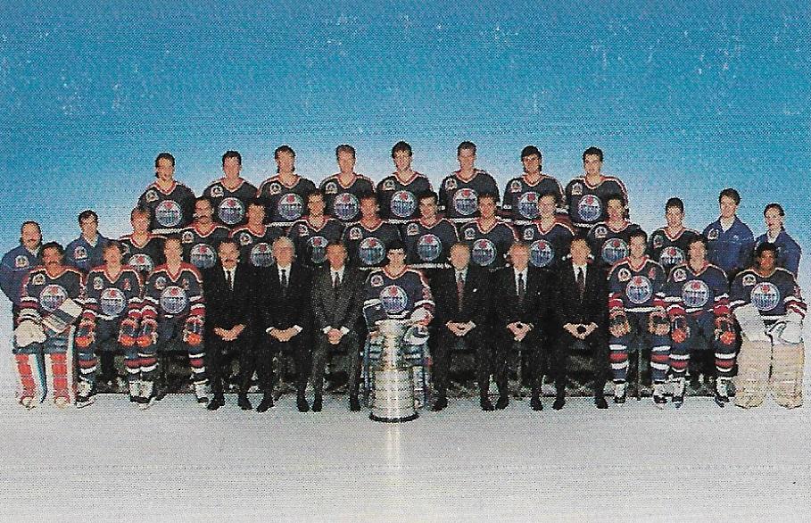 1990–91 Edmonton Oilers season