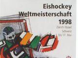 1998 World Championship