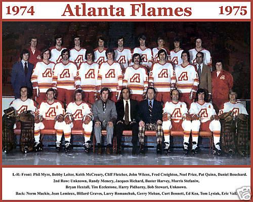 1974–75 Atlanta Flames season