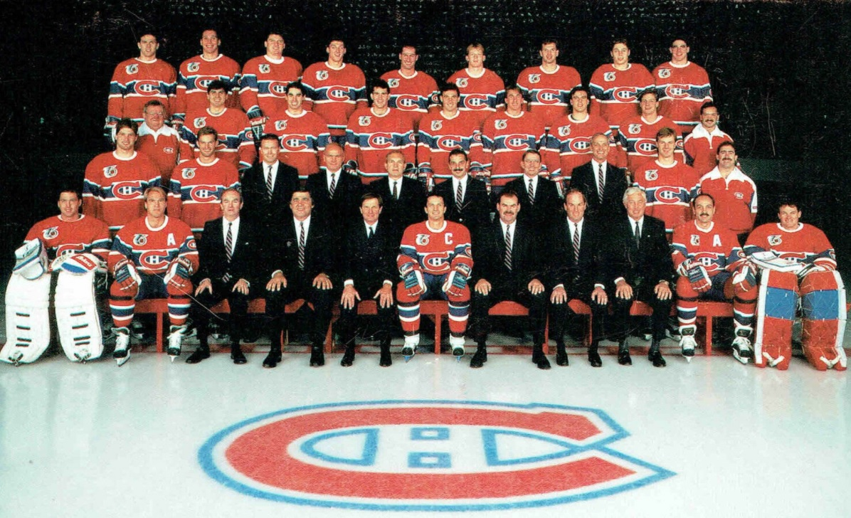 1991–92 Montreal Canadiens season