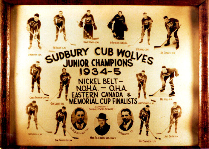 1934-35 Memorial Cup Final
